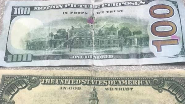 Counterfeit Money