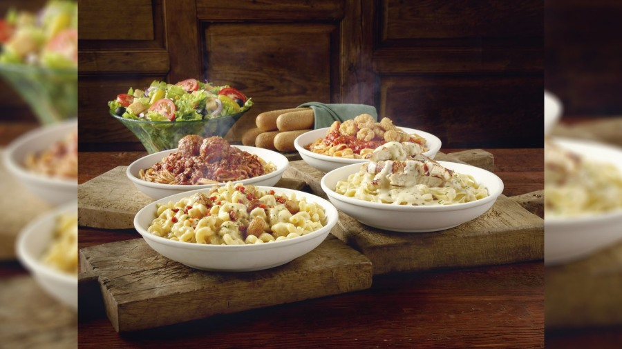Create your own pasta station with help from Olive Garden ...