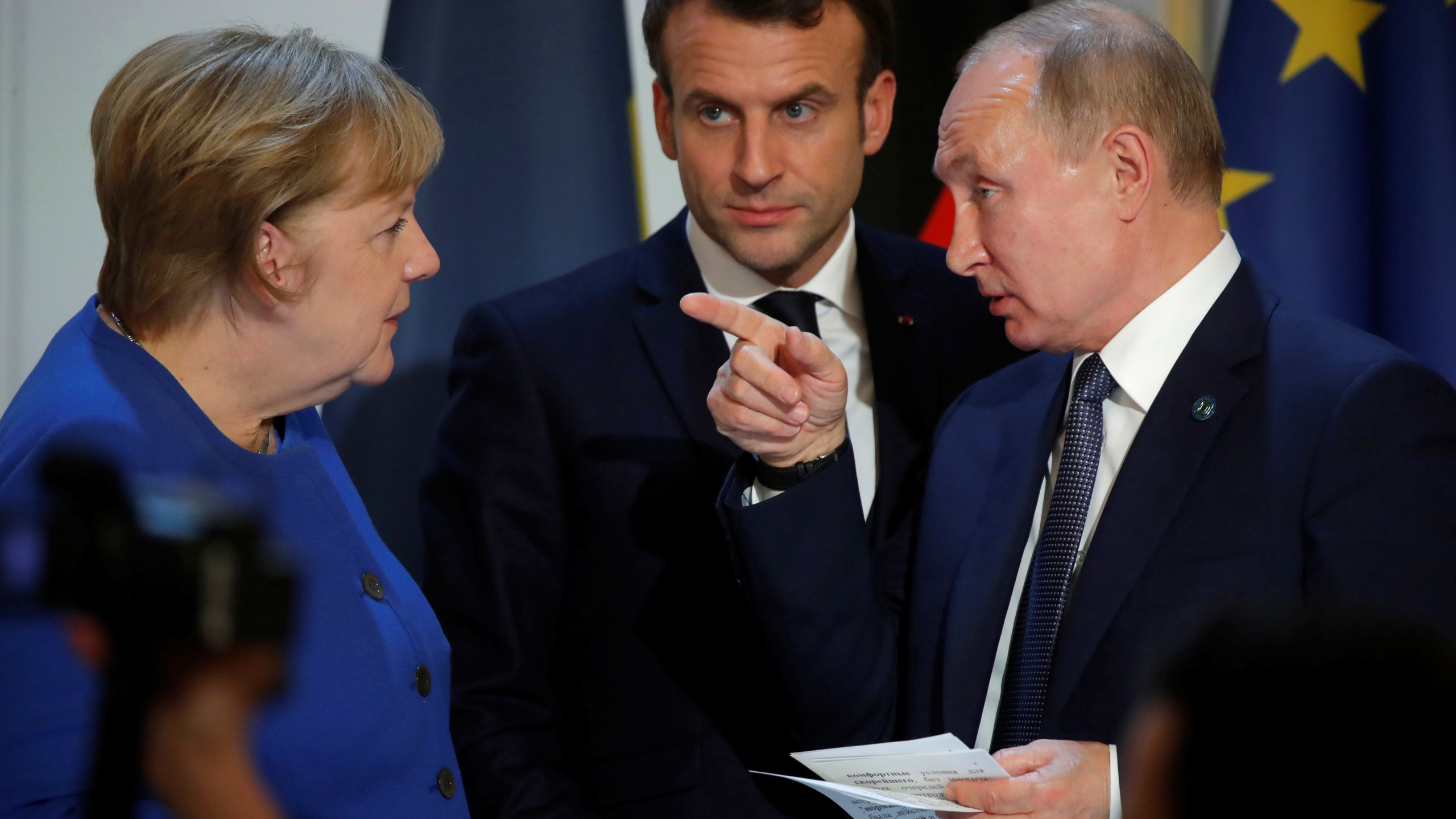 Normandy Summit Format on Ukraine in Paris