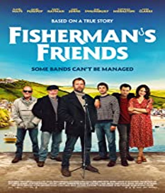 Fisherman S Friends And Most Wanted Streaming Now Wcia Com