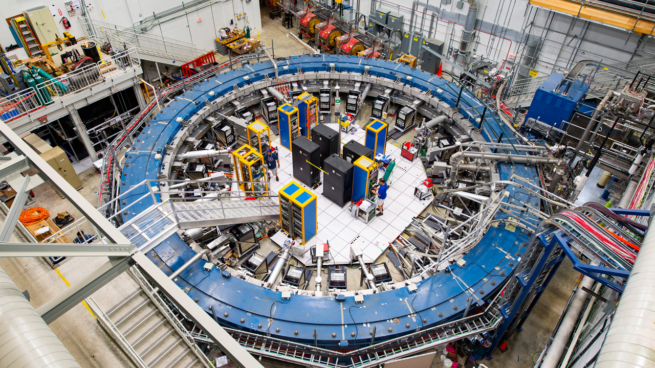 UIUC researchers held major role in FermiLab experiment; results could defy laws of physics